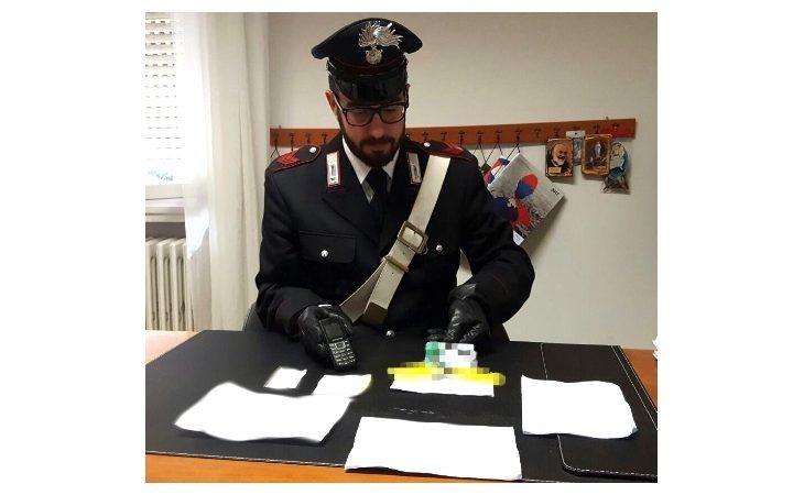 Si fingono carabinieri e truffano online una giovane, denunciata una coppia