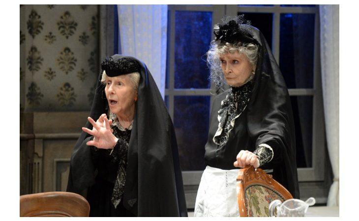 Allo Stignani lo spettacolo «Arsenico e vecchi merletti» verrà recuperato ad aprile