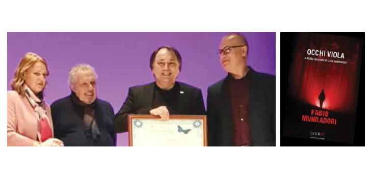 Al noir edito da Bacchilega «Occhi viola» di Fabio Mundadori il premio nazionale Nabokov