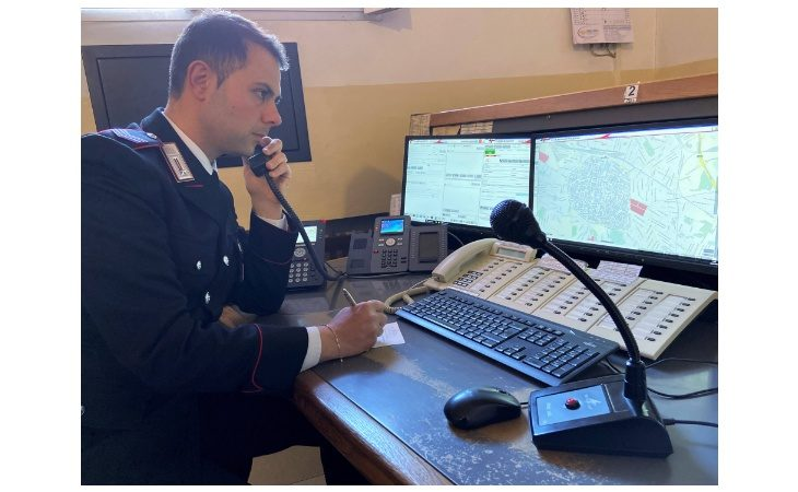 Coronavirus, l'appello dei carabinieri: «Per le emergenze chiamate il 118 o il numero verde regionale per dubbi ed informazioni»