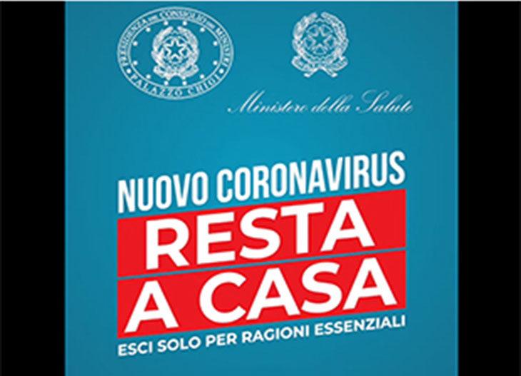 Coronavirus, la campagna con le disposizioni del ministero della Salute – VIDEO