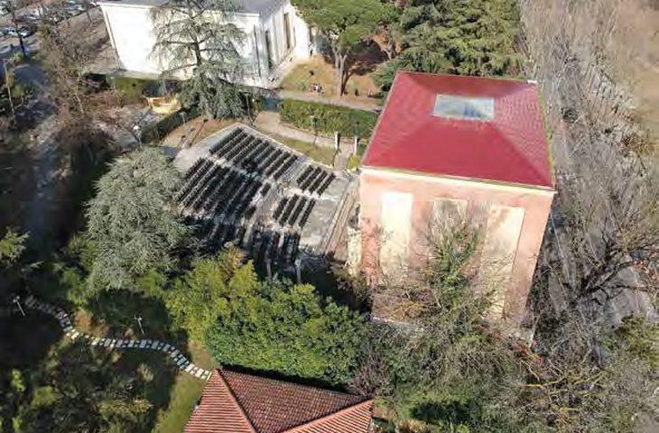 L'Arena di viale Terme a Castel San Pietro tornerà a essere un teatro