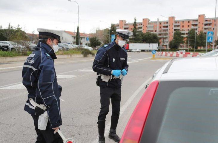 Coronavirus: altri 150 controlli e 5 denunce da parte della Polizia locale