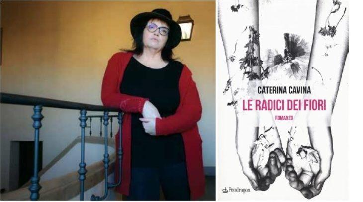 Torna in libreria la scrittrice medicinese Caterina Cavina con l'ultimo romanzo «Le radici dei fiori»