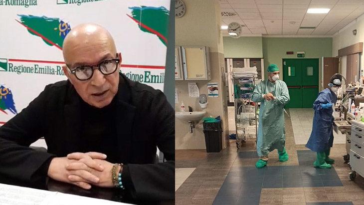 """Coronavirus, Venturi: """"Tutti gli ospedali dell'Emilia Romagna ora possono utilizzare il Tocilizumab per la cura della malattia'"""