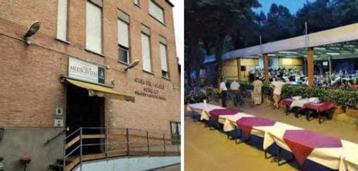 L'ex sindaco Onelio Rambaldi: «Il Medicivitas è centro di ritrovo da sempre, deve continuare a vivere»
