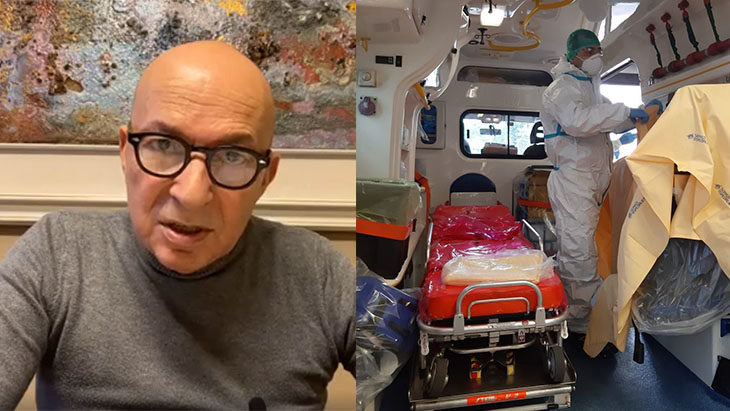 Coronavirus, ancora un morto a Medicina e 19 casi in più di ieri, 71 ricoverati nell'ospedale di Imola. In arrivo i nuovi infermieri