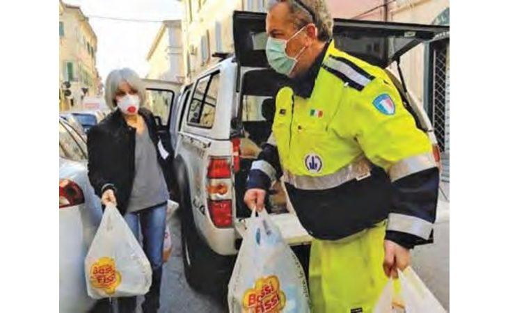 Coronavirus, è aperto il conto #iosostengoMedicina per sostenere i servizi agli isolati della zona rossa