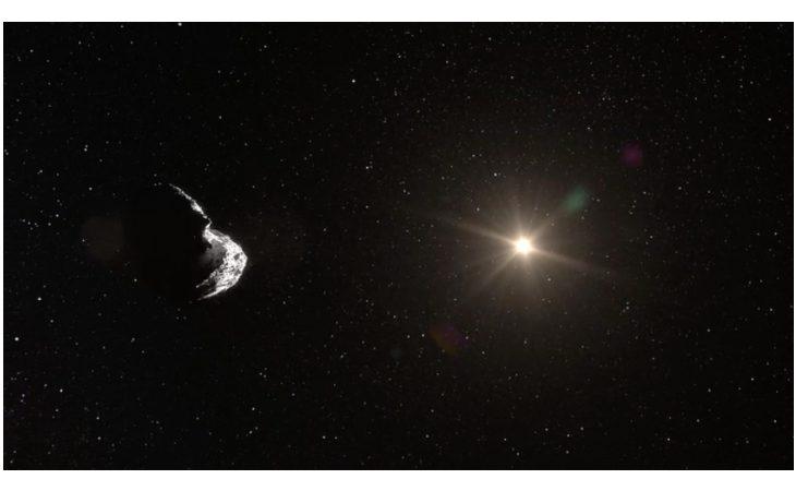 L'Agenzia Spaziale Europea dedica la giornata agli asteroidi con un viaggio nello spazio in italiano