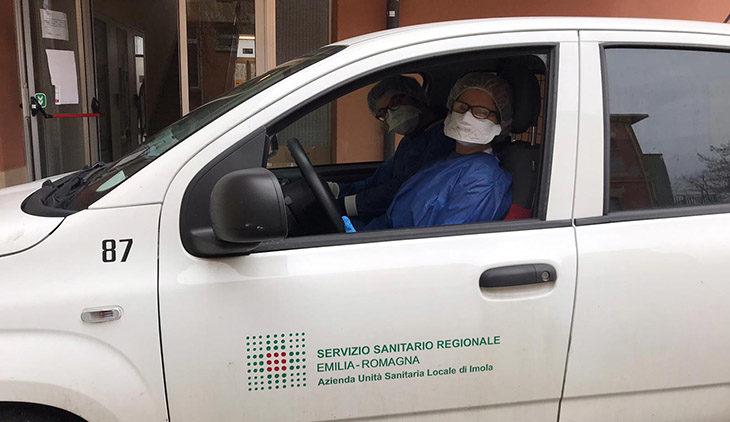 """Coronavirus, """"modello Medicina' cominciate le visite e la profilassi. Venturi: """"Già viste circa 40 persone'"""