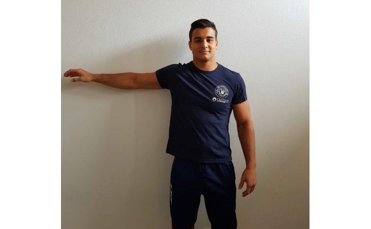 Lotta, l'imolese Mirco Minguzzi sul rinvio delle Olimpiadi: «Decisione giusta, un anno in più di allenamenti mi farà bene»