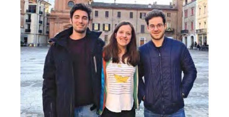 La rivisita statunitense Forbes mette tre giovani imolesi tra le 100 promesse italiane Under 30