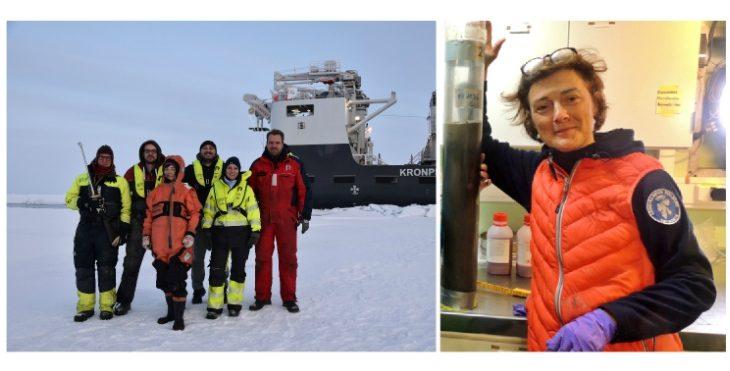 La storia di Giuliana Panieri, da Medicina alla Norvegia per studiare i ghiacci dell'Artico