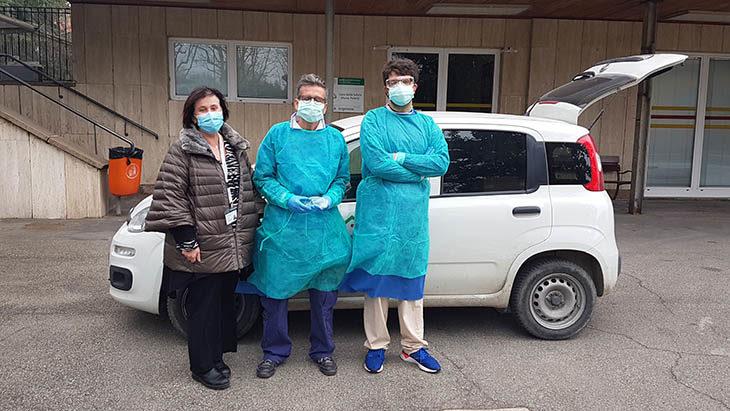 Coronavirus, 30 malati in cura a casa con la terapia farmacologica tra Medicina e il circondario