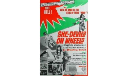 Film per motociclisti (e motocicliste)