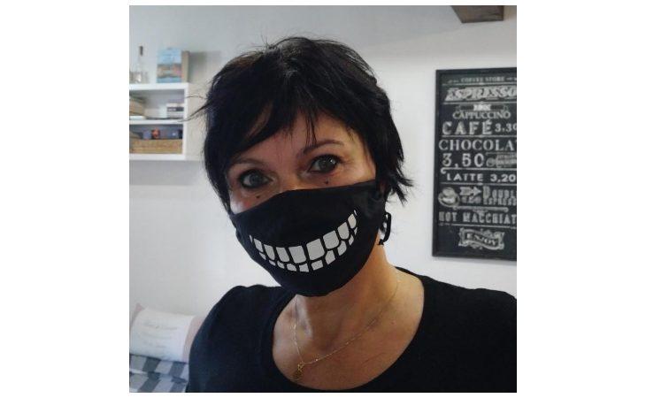 La creativa castellana Emanuela Tonioni e l'arte delle mascherine in Tokyo Style