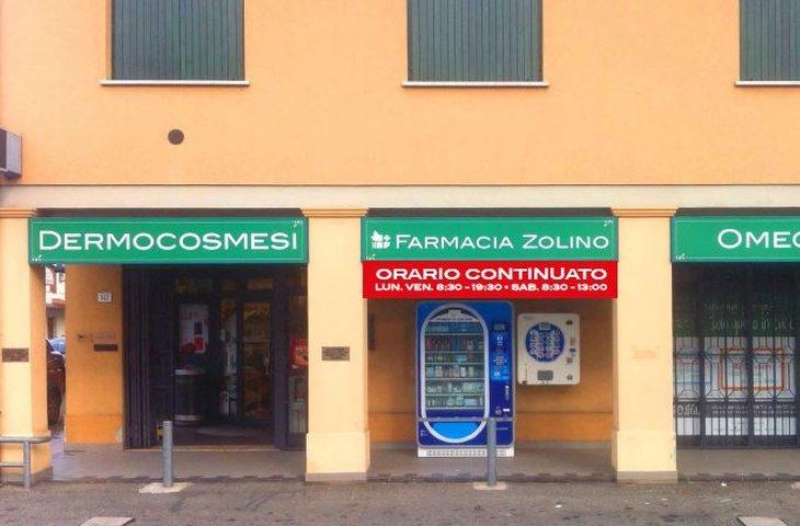 Coronavirus, Farmacia Zolino e Croce rossa a fianco dell'associazione No sprechi