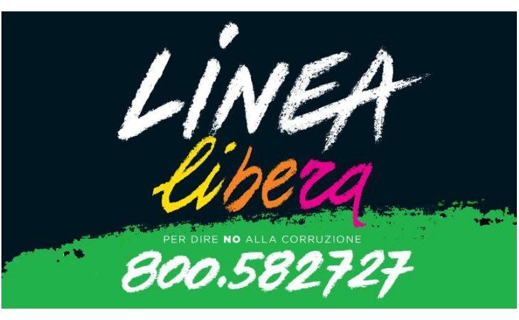Linea Libera, un numero verde per denunciare mafie e corruzione