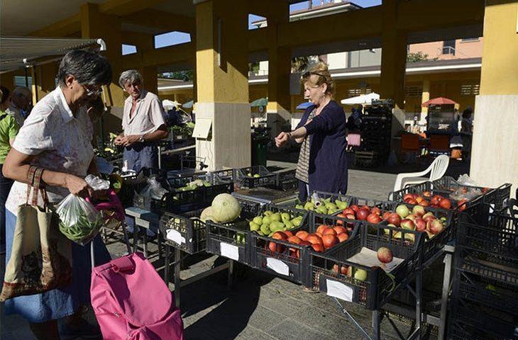 Mercato ortofrutticolo di Imola, riapertura anticipata a domani