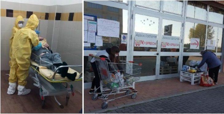 Coronavirus, dalla Cgil di Imola 7.500 euro all'Ausl per l'emergenza sanitaria e a No Sprechi per le famiglie bisognose