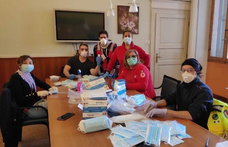Alle famiglie di Castel San Pietro le mascherine saranno distribuite venerdì 10 e sabato 11 aprile