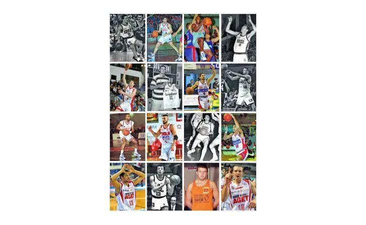 Basket, anche «sabato sera» ha scelto la sua «top 16» dell'Andrea Costa