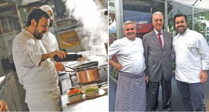 Da Valentino a Max Mascia, dopo i primi 50 anni la storia del ristorante San Domenico continua…