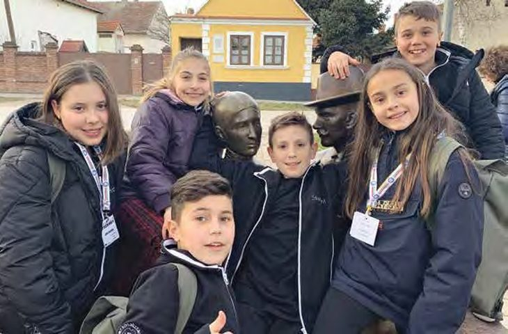 Erasmus+, i bambini di Sasso e Bubano aspettano gli amici d'Europa