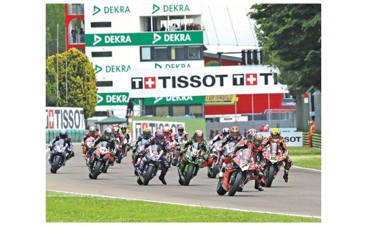 Mondiale Superbike, cancellata la tappa all'autodromo di Imola