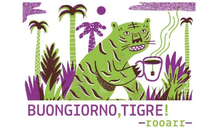 «Buongiorno, Tigre!», il libro per bambini di Bacchilega Junior a sostegno della Protezione Civile dell'Emilia-Romagna