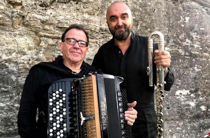 Emilia-Romagna Festival su LepidaTv con Richard Galliano e Massimo Mercelli