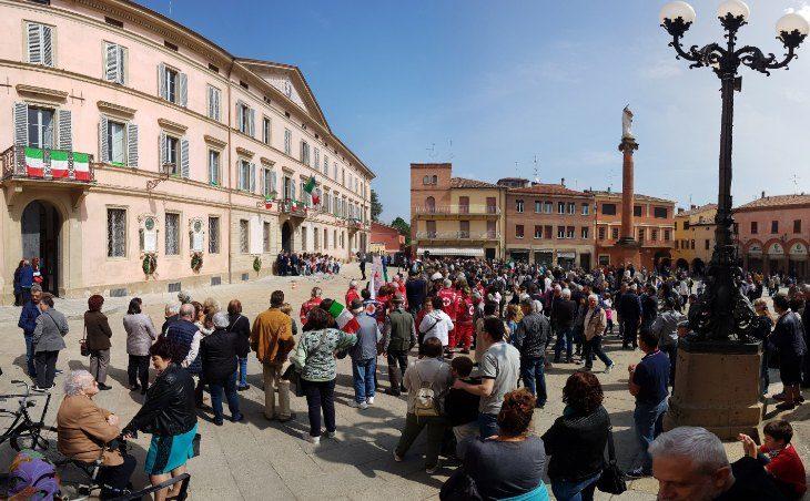 25 Aprile 2020, la festa del 75° della Liberazione nelle piazze virtuali del circondario imolese
