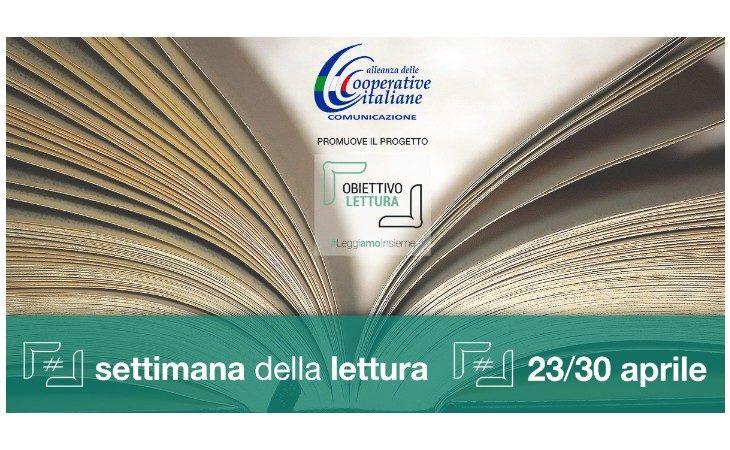 «Obiettivo lettura», al via il progetto di Alleanza Cooperative Italiane sull'importanza di leggere