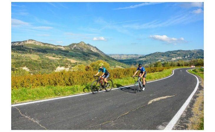 Il territorio tra Imola e Faenza finisce nella «top ten» delle mete più adatte per chi gira in bici