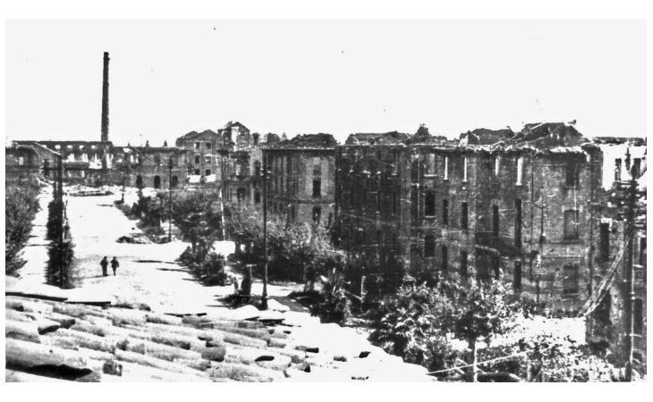 «Imolesi tra bombe e granate», il ricordo del bombardamento aereo di Imola nel libro di Bacchilega Editore. IL VIDEO