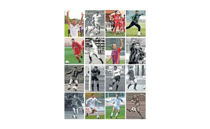 Calcio, le 16 stelle più luminose nella storia dell'Imolese per «sabato sera»