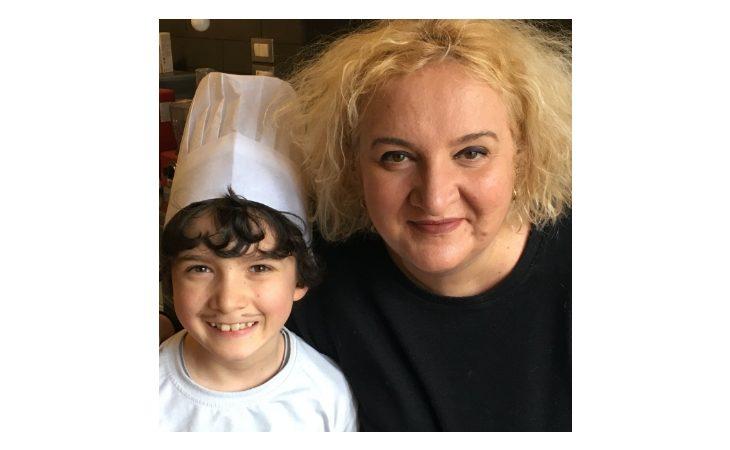 Le ricette on line di Maria Pia Timo e suo figlio Andrea