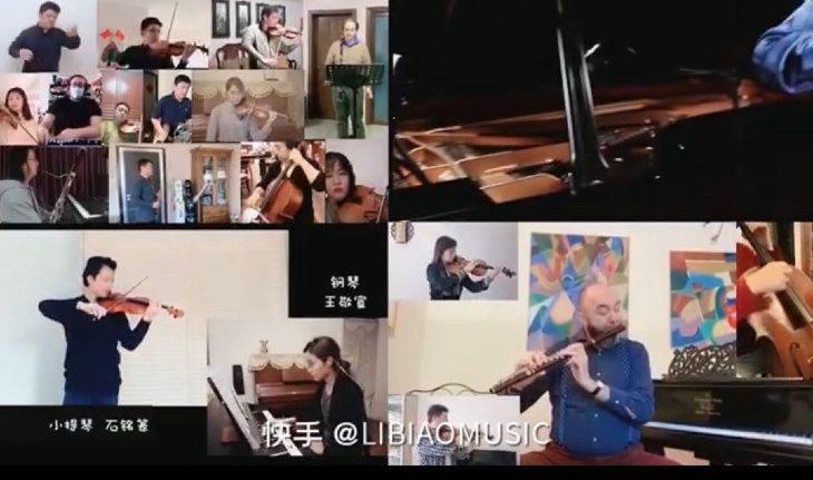 Il flautista imolese Massimo Mercelli tra i protagonisti del concerto del Primo maggio cinese