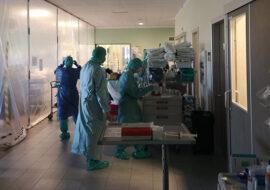 """Coronavirus, un nuovo caso positivo a Medicina, """"tracciato' dal focolaio di Budrio. In terapia intensiva un paziente di Montecatone"""