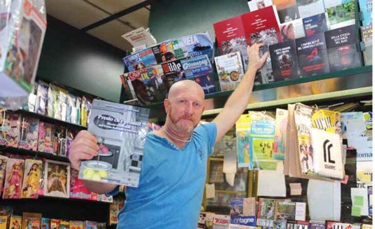 I libri della Bacchilega Editore ora si possono acquistare anche nelle edicole