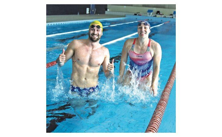 Nuoto, Ilaria Bianchi si allena alla piscina Ruggi: «Imola mi ha ridato l'acqua, ora penso alle gare invernali»