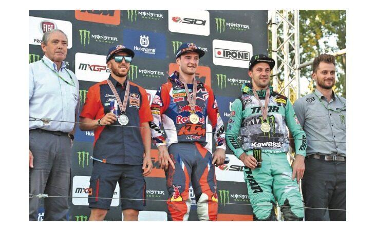 Mondiale motocross, parla David Luongo di Infront: «Fiduciosi per Imola, gara in ottobre o novembre»