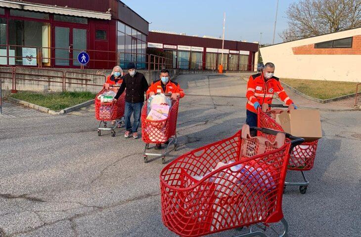Il progetto «L'unione fa la spesa» di Coop Alleanza 3.0 in aiuto di 128 famiglie di Ozzano