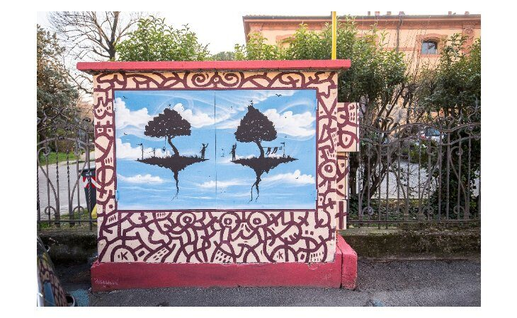 Conclusa la 2^ edizione di Tag, il progetto di rigenerazione artistica delle cabine elettriche e del gas di Imola