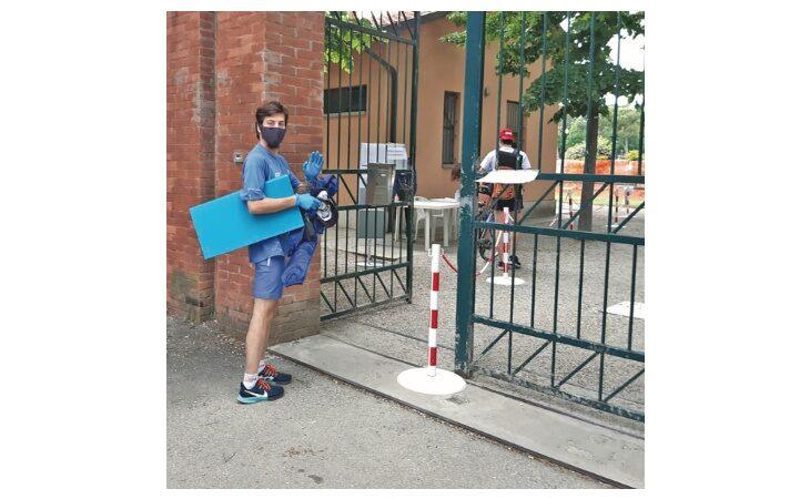 L'Atletica Sacmi Avis si allena, il presidente Cavini: «Attrezzi personali e distanze, ipotesi Tre Monti scaglionata»