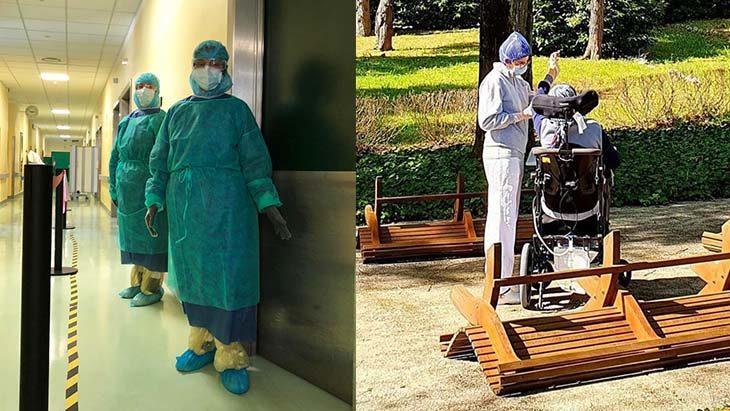 L'ospedale di Montecatone riapre con cautela all'esterno, da lunedì accesso programmato per visitatori e Day hospital