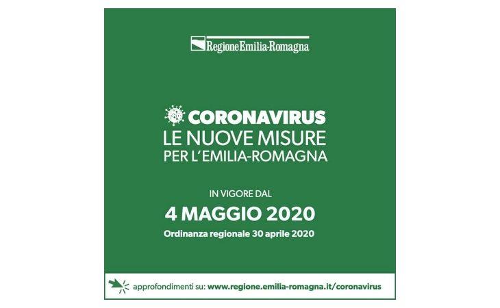 Coronavirus, le nuove misure in Emilia-Romagna in vigore dal 4 maggio. IL VIDEO