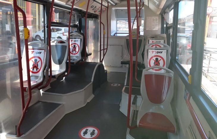 Coronavirus, come cambiano le regole sugli autobus durante la «fase 2» al via dal 4 maggio