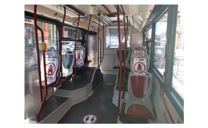 Coronavirus, bilancio positivo in Emilia-Romagna per i trasporti pubblici nel primo giorno della «fase 2»