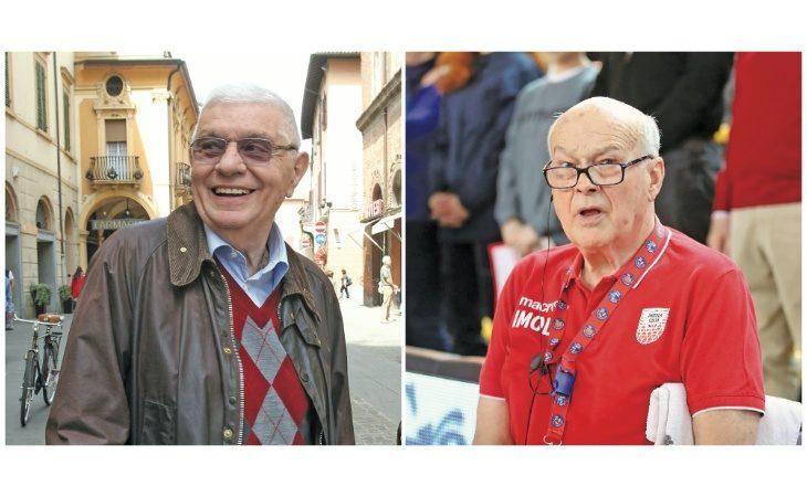 Basket A2, i presidenti storici Andrea Bandini e Franco Cremonini parlano dell'Andrea Costa